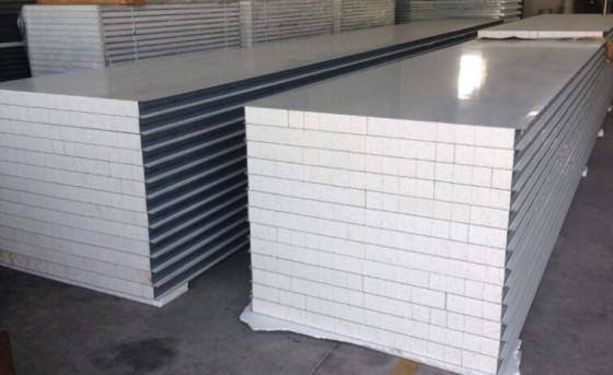 硫氧镁隔墙板