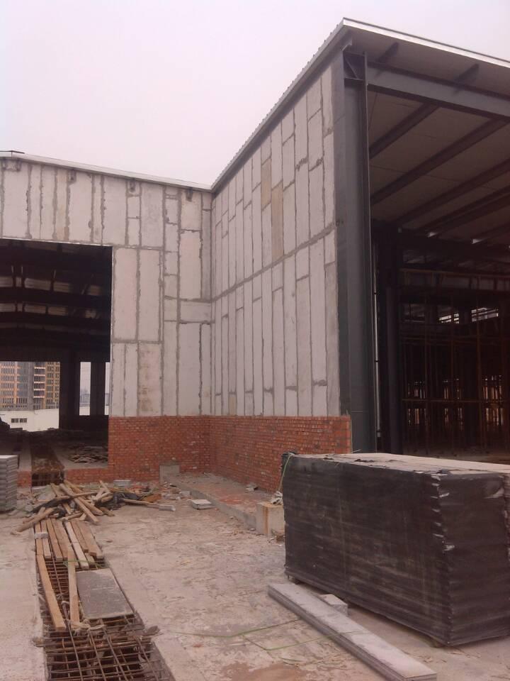 空心轻质隔墙板工程案例