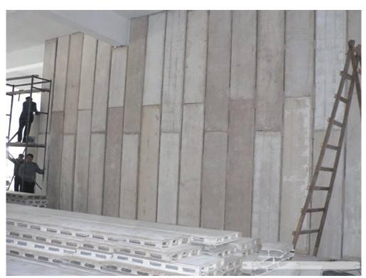 陶粒轻质隔墙板