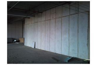 物料仓库隔墙板