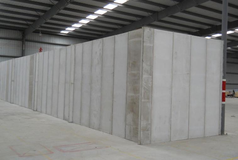 发泡轻质隔墙板