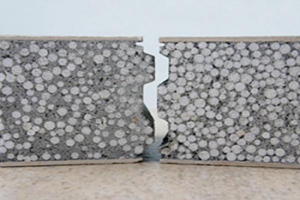 水泥发泡轻质隔墙板